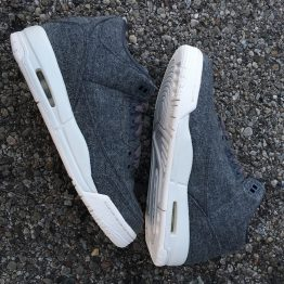 Air Jordan III Retro Wool Grey