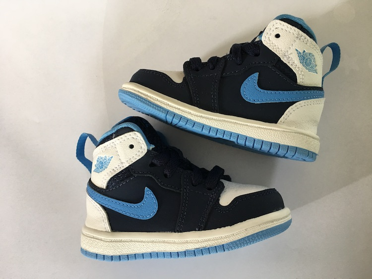 "sports shoes 41849 de2ac Nike Air Jordan 1 Retro ""CP3"" – Toddler (2014)"