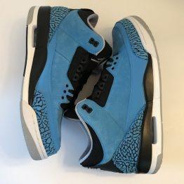 Air Jordan III Retro Powder Blue