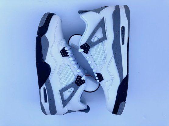 Air Jordan IV White Cement