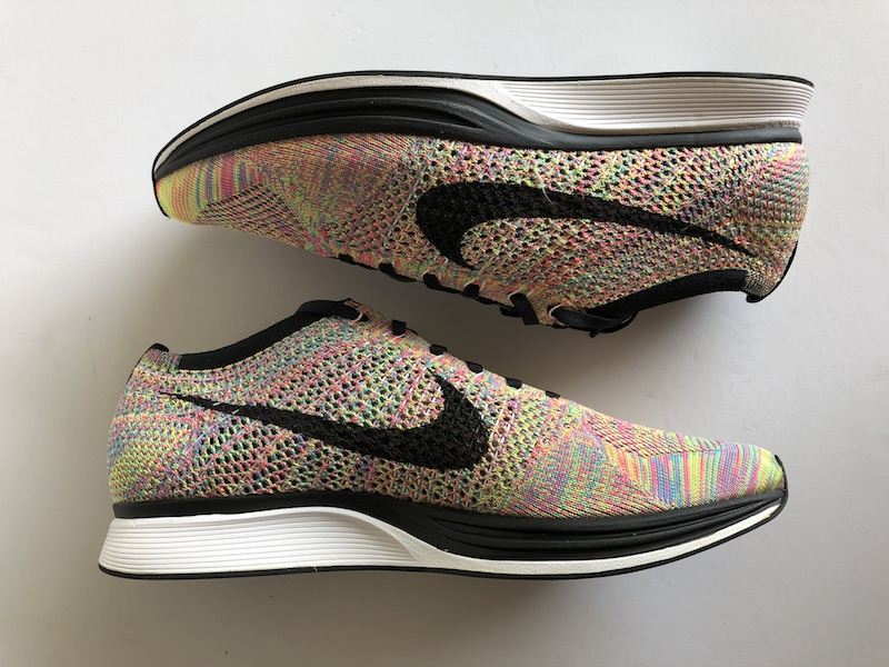 74f0863ae38 Buy Authentic Nike Flyknit Racer Multi-Color 3.0 (2016)