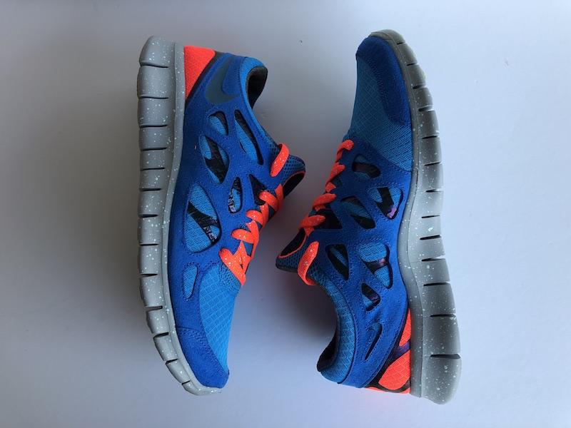cac3a211f85 Buy 100% Authentic Nike Free Run+ 2 DB Doernbecher