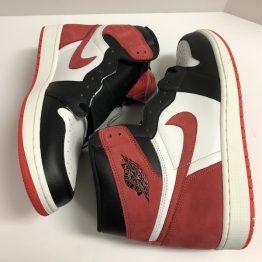 Nike Air Jordan 1 Track Red