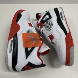 Nike Air Jordan IV Fire Red